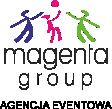 logo agencji eventowej magenta group